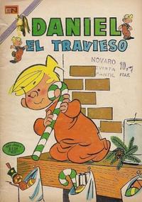 Cover Thumbnail for Daniel el Travieso (Editorial Novaro, 1964 series) #173