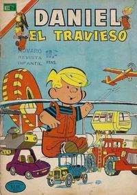 Cover Thumbnail for Daniel el Travieso (Editorial Novaro, 1964 series) #177
