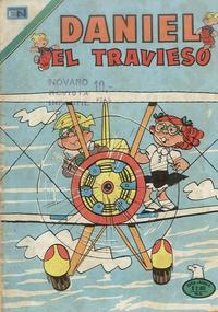 Cover Thumbnail for Daniel el Travieso (Editorial Novaro, 1964 series) #181