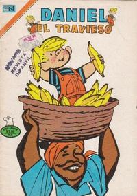 Cover Thumbnail for Daniel el Travieso (Editorial Novaro, 1964 series) #185