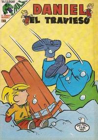 Cover Thumbnail for Daniel el Travieso (Editorial Novaro, 1964 series) #300