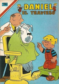 Cover Thumbnail for Daniel el Travieso (Editorial Novaro, 1964 series) #263