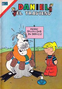 Cover Thumbnail for Daniel el Travieso (Editorial Novaro, 1964 series) #232