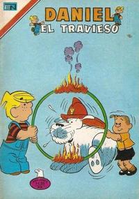 Cover Thumbnail for Daniel el Travieso (Editorial Novaro, 1964 series) #256