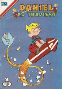 Cover Thumbnail for Daniel el Travieso (Editorial Novaro, 1964 series) #306