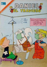 Cover Thumbnail for Daniel el Travieso (Editorial Novaro, 1964 series) #238