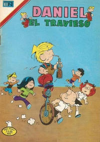 Cover Thumbnail for Daniel el Travieso (Editorial Novaro, 1964 series) #304