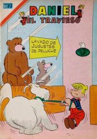 Cover Thumbnail for Daniel el Travieso (Editorial Novaro, 1964 series) #239