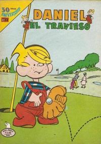 Cover Thumbnail for Daniel el Travieso (Editorial Novaro, 1964 series) #314
