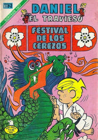 Cover Thumbnail for Daniel el Travieso (Editorial Novaro, 1964 series) #247