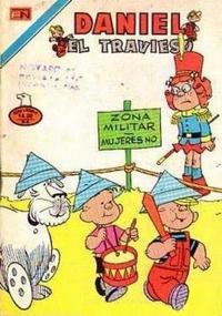 Cover Thumbnail for Daniel el Travieso (Editorial Novaro, 1964 series) #248