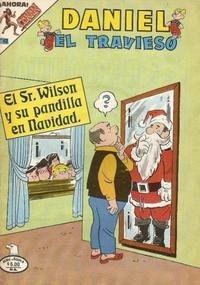 Cover Thumbnail for Daniel el Travieso (Editorial Novaro, 1964 series) #302