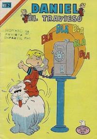 Cover Thumbnail for Daniel el Travieso (Editorial Novaro, 1964 series) #253