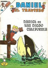 Cover Thumbnail for Daniel el Travieso (Editorial Novaro, 1964 series) #301
