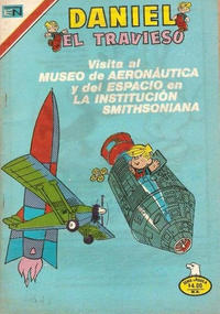 Cover Thumbnail for Daniel el Travieso (Editorial Novaro, 1964 series) #257