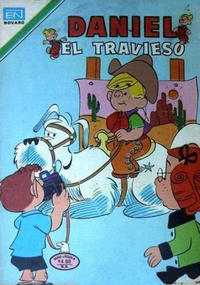 Cover Thumbnail for Daniel el Travieso (Editorial Novaro, 1964 series) #273