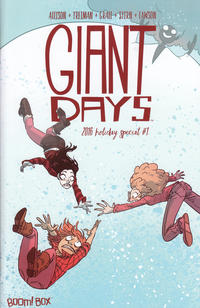 Cover Thumbnail for Giant Days 2016 Holiday Special (Boom! Studios, 2016 series) #1