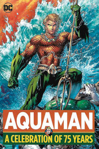 Cover Thumbnail for Aquaman: A Celebration of 75 Years (DC, 2016 series)