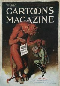 Cover Thumbnail for Cartoons Magazine (H. H. Windsor, 1913 series) #v12#5 [71]