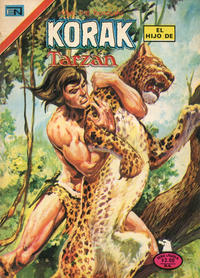 Cover Thumbnail for Korak (Editorial Novaro, 1972 series) #56