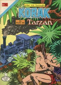 Cover Thumbnail for Korak (Editorial Novaro, 1972 series) #78
