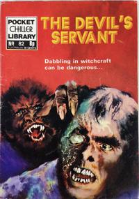 Cover Thumbnail for Pocket Chiller Library (Thorpe & Porter, 1971 series) #82