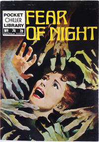 Cover Thumbnail for Pocket Chiller Library (Thorpe & Porter, 1971 series) #74