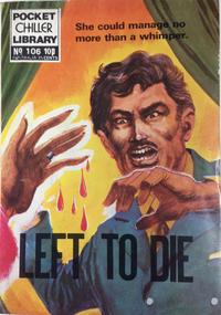 Cover Thumbnail for Pocket Chiller Library (Thorpe & Porter, 1971 series) #106