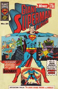 Cover Thumbnail for Giant Superman Album (K. G. Murray, 1963 ? series) #31