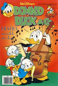 Cover Thumbnail for Donald Duck & Co (Hjemmet / Egmont, 1948 series) #20/1996