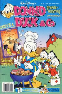 Cover Thumbnail for Donald Duck & Co (Hjemmet / Egmont, 1948 series) #23/1996