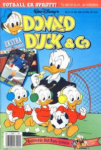 Cover Thumbnail for Donald Duck & Co (Hjemmet / Egmont, 1948 series) #21/1996