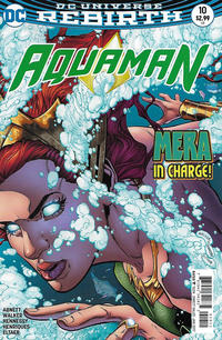 Cover Thumbnail for Aquaman (DC, 2016 series) #10 [Brad Walker / Andrew Hennessy Cover]