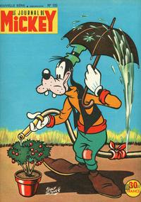 Cover Thumbnail for Le Journal de Mickey (Hachette, 1952 series) #135