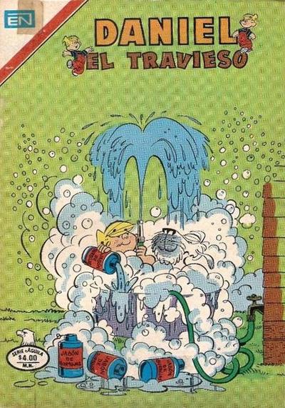 Cover for Daniel el Travieso (Editorial Novaro, 1964 series) #279