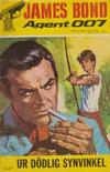 Cover for James Bond (Semic, 1965 series) #4/1966