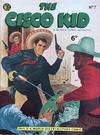 Cover for Cisco Kid (World Distributors, 1952 series) #7