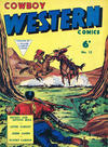 Cover for Cowboy Western Comics (L. Miller & Son, 1956 series) #12