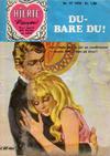 Cover for Hjerterevyen (Serieforlaget / Se-Bladene / Stabenfeldt, 1960 series) #17/1970