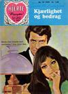 Cover for Hjerterevyen (Serieforlaget / Se-Bladene / Stabenfeldt, 1960 series) #19/1970