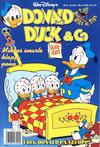 Cover for Donald Duck & Co (Hjemmet / Egmont, 1948 series) #34/1996