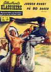 Cover for Illustrerte Klassikere [Classics Illustrated] (Illustrerte Klassikere / Williams Forlag, 1957 series) #36 - Jorden rundt på 80 dager [2. opplag]