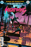 Cover for Nightwing (DC, 2016 series) #8