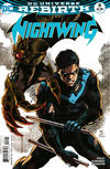 Cover for Nightwing (DC, 2016 series) #8 [Ivan Reis / Oclair Albert Cover]