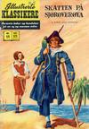 Cover for Illustrerte Klassikere [Classics Illustrated] (Illustrerte Klassikere / Williams Forlag, 1957 series) #11 - Skatten på sjørøverøya [3. opplag]