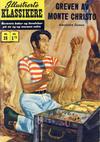 Cover for Illustrerte Klassikere [Classics Illustrated] (Illustrerte Klassikere / Williams Forlag, 1957 series) #28 - Greven av Monte Christo [2. opplag]