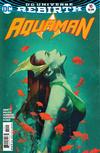 Cover for Aquaman (DC, 2016 series) #10 [Joshua Middleton Variant]