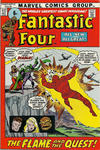 Cover for Fantastic Four (Marvel, 1961 series) #117 [British Price Variant]