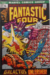 Cover for Fantastic Four (Marvel, 1961 series) #122 [British Price Variant]