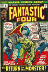Cover for Fantastic Four (Marvel, 1961 series) #124 [British]